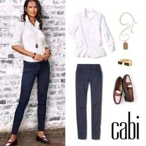 Cabi #3291 It's A Wrap White Button Down Shirt